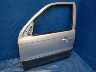 Tür VL Vorne Links für Mazda Tribute Silber metallic (418)