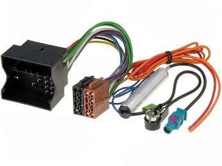 Peugeot Citroen Radio Adapter Fakra ISO Antenne #8 /433