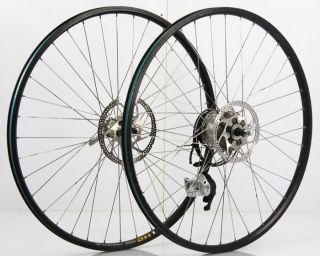 Satz Alexrims Laufraeder Shimano Disc Brake Alfine 8 Gang