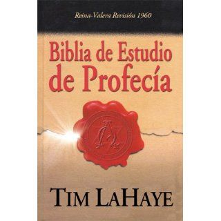 Biblia de Estudio de Profecia RV 1960 = Prophecy Study Bible RV 1960