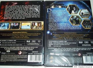 Stargate Continuum + The Ark of Truth   2 DVD   OVP