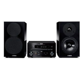 Yamaha MCR 755 Mikro Komponentensystem (DVD, 3D Blu ray, Air Surround