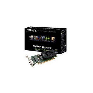 PNY NVIDIA Quadro FX 380 Grafikkarte bulk Computer