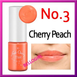 Etude House Fresh Cherry Tint #3 Cherry Peach BELLOGIRL