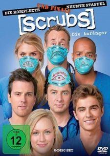 Scrubs   Die Anfänger (Die komplette 9. Staffel)  2 DVD  441