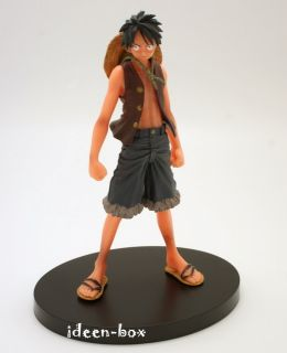 One Piece Monkey D Luffy Figur Manga Anime 15cm
