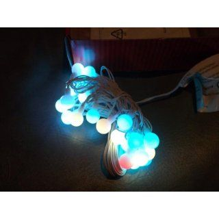 Tchibo   Lichterkette 25 LEDs mit wechselnden Farben
