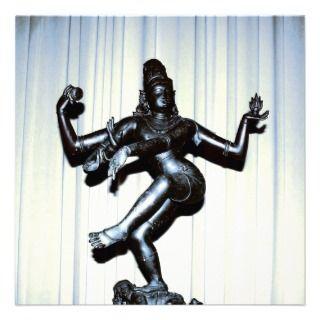 Hindu Shiva Invitations