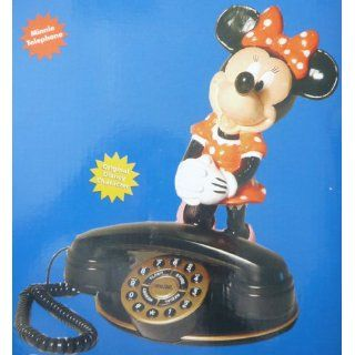 original Disney Minnie Mouse Telefon Elektronik