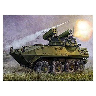Trumpeter 393   USMC Light Amored Vehicel (LAV)  AD Light Armored
