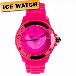 ORIGINAL ICE WATCH Love Armbanduhr Uhr Damen Damenuhr Sili