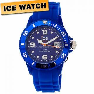 69 ORIGINAL ICE WATCH SI.BE.U.S.09 Sili Armbanduhr Uhr Damen Blau