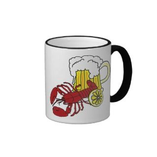 Fun Lobster Coffee Mug