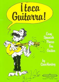 Hartog, Cees ,Toca Guitarra  easy spanish.