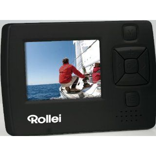 Rollei Kamera Bullet Full HD 4S 1080p, 8 Megapixel CMOS Sensor