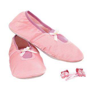 Tchibo Mädchen Gymnastikschuhe Ballerina rosa Sport