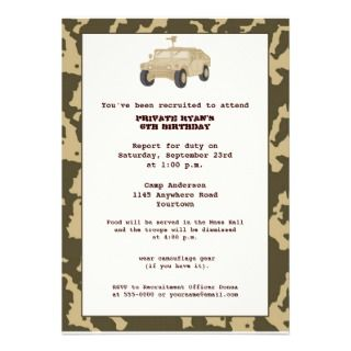 Western Baby on Rocking Horse Baby Shower Invitation
