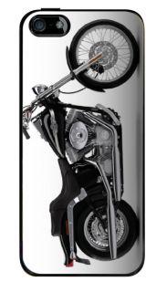 iPhone 5 Cover Hülle Wunschmotiv bedruckt Harley Davidson