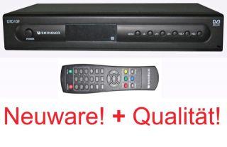 DVB T Digital Receiver SHINELCO Fernsehempfänger/TV Tuner mit EPG