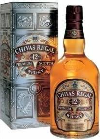 Chivas Regal 12 Jahre alt Years Scotch Blendet Whisky
