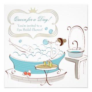 December Morning Designs Invitation Central Bridal Shower