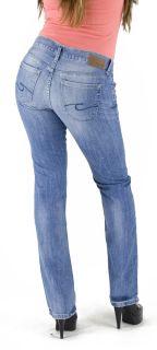 Cross Jeans Hose Valentina H483   009, light stone used