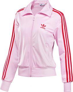 adidas jakke dame rosa