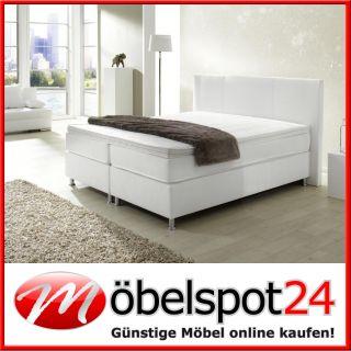 Boxspringbett 160x200 cm Polsterbett Liege Bett Schlafzimmer mit