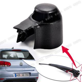 Abdeckkappe Spritzdüse Scheibenwischerarm f. VW MK5 GOLF PASSAT POLO