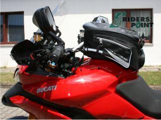 Tankrucksack Set Givi T491 Ducati Multistrada 1200 Tanklocksystem NEU