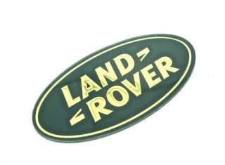 Genuine New LAND ROVER GRILLE BADGE Freelander 1 Discovery 2 3 LR3