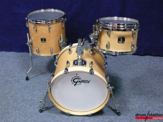 Gretsch Renown Maple LIMITED EDITION 18,12,14 in Satin Natural   RN