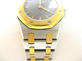 495 Audemars Piguet Damenuhr Damen Royal Oak Stahl Gelbgold Gold