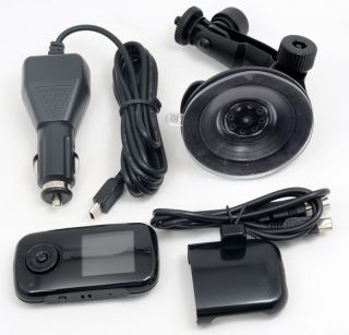HD Auto Mini Kamera DV DVR SPORT Cam Camera Car Audio Video 12
