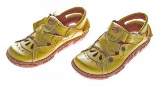 Damen Leder Sandalen TMA Schuhe Comfort Sandaletten echt Leder