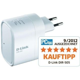 Link N150 DIR 505 150MBit WLAN n Router / Access Point / Repeater