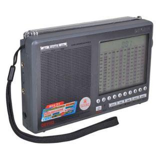 Degen DE1103 STERRO AM/FM/MW/LW SSB Kurzwelle RADIO Weltempfänger