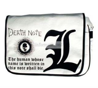 neu Death Note Tasche Messenger Bag 35x27cm school new