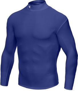 2012 UNDER ARMOUR COLDGEAR THERMAL COMPRESSION MOCK GOLF BASE LAYER