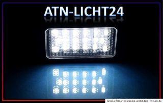 SMD LEDs LED Kennzeichen Kennzeichenleuchte License Plate Light CanBus