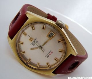 Tissot swiss Automatic PR 516 Uhr Herrenuhr men gents watch wristwatch