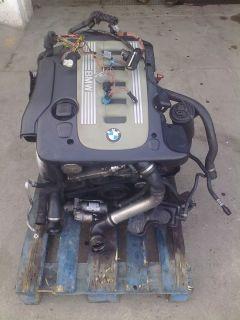 BMW E60 / E61 530d / 530 Diesel Motor / Triebwerk M57 306D2 160KW