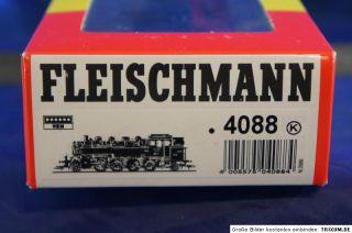 Fleischmann ** Dampflok 4088 ** 86 522 mit OVP