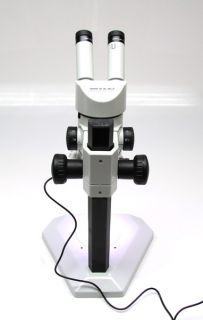 Wild Heerbrugg M3Z Stereomikroskop Microscope mit LED Ringlicht #4845