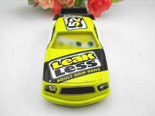 100% original Tex Disney Pixar Cars diecast figure TOY leak less #20
