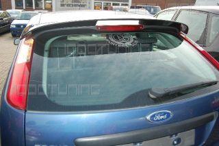 Ford Focus 2 Heckspoiler 2004 2008 Limousine Dachspoiler Spoiler ST RS