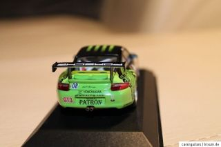MINICHAMPS PORSCHE 911 GT3 CUP * IMSA CHALLENGE 2009 * 143 * NEU