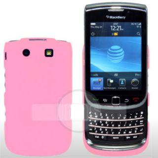 rosa Hybrid Hard Case Cover für BlackBerry Torch 9800