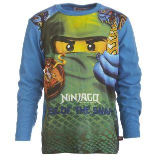Langarmshirt TERRY 806 547 Lego NINJAGO Lego T Shirt Schlange Ninja