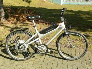 Mercedes Hybrid Bike E Bike Pedelec Elektrofahrrad